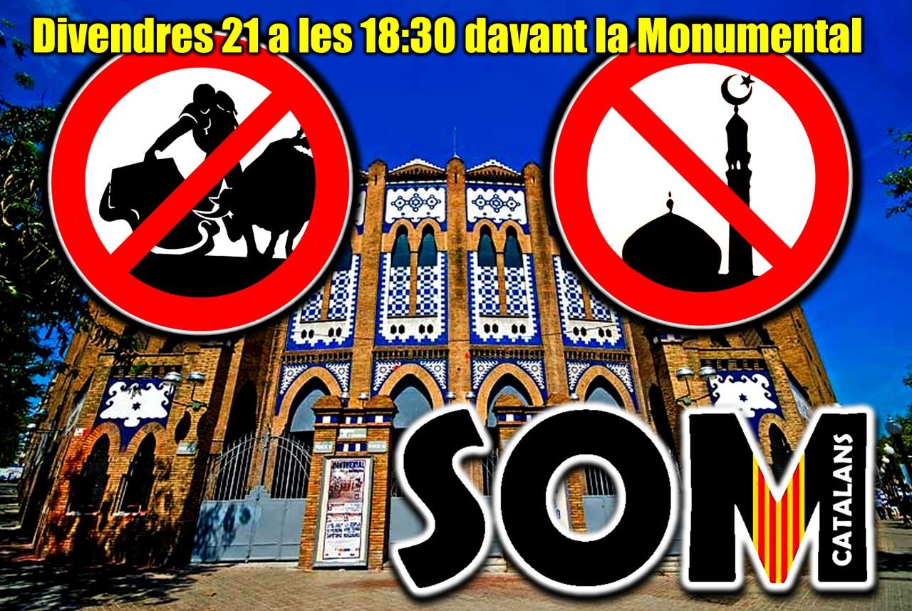 A Barcelona, a Catalunya, ni toreros ni mesquites