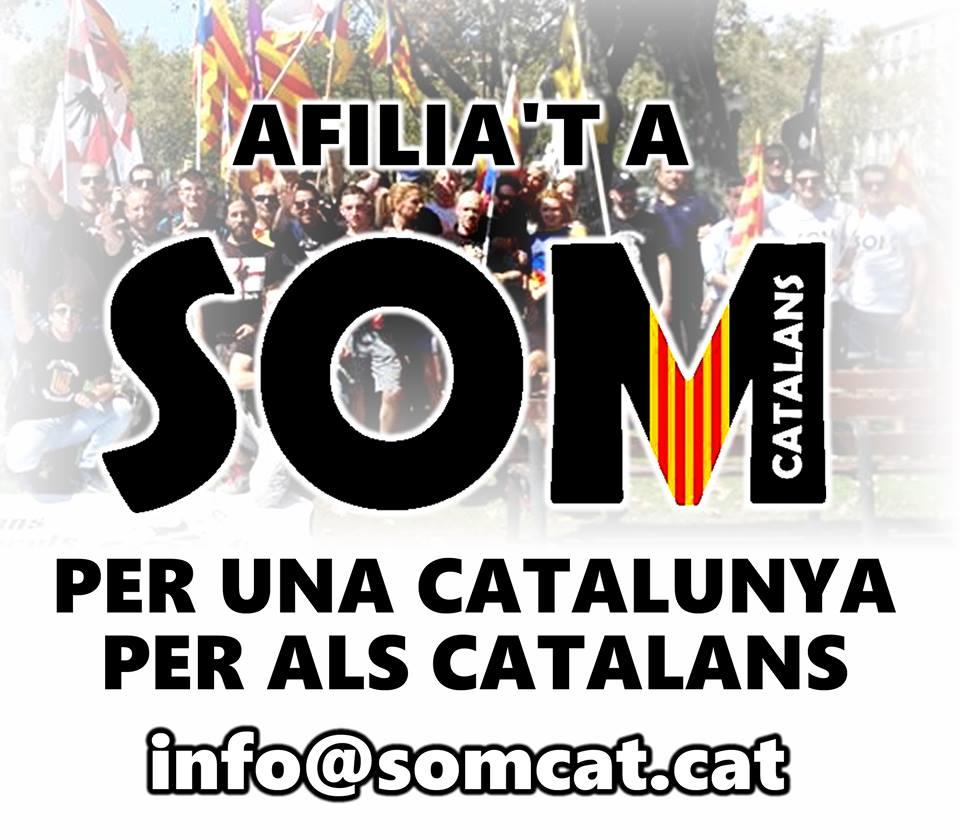Catalunya per sobre de tot.