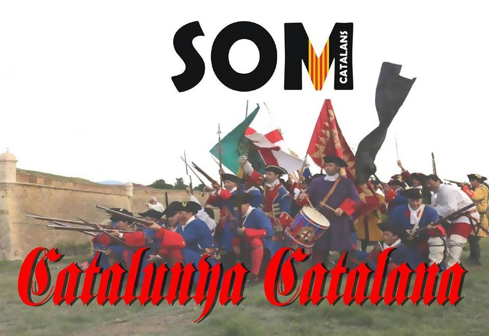 NO a la 'República multicultural'….  Catalunya catalana!