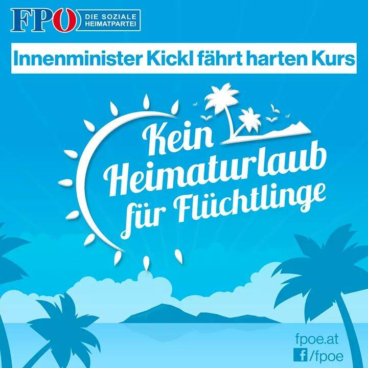 Àustria, ajudes a les famílies del país.