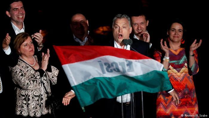 Victòria total a Hongria.