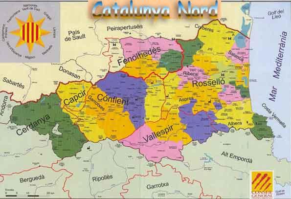 Catalunya nord, la llengua enyorada.